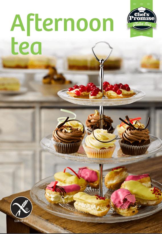 Afternoon Tea - Gluten Free - Prima Foods UK LTD.